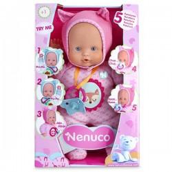 Nenuco Blandito 5 funciones - Rosa