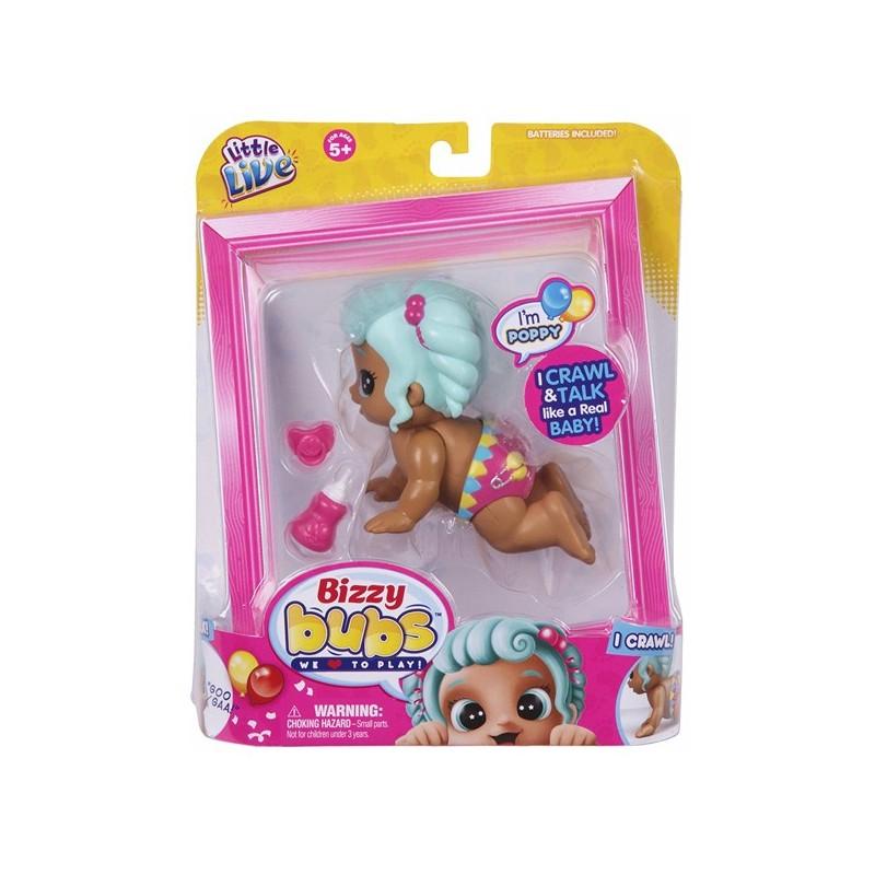 Little Live Bizzy Babies - Nadó Poppy