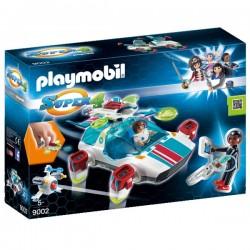 PLAYMOBIL® FulguriX amb Agent Gene