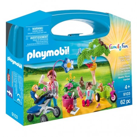 PLAYMOBIL® Maletí Gran Pícnic Familiar
