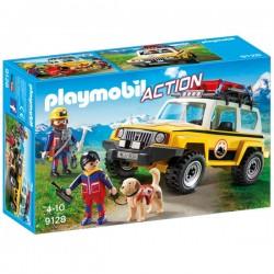 PLAYMOBIL® Vehicle de Rescat de Muntanya