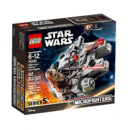 Star Wars Microfighter: Falcó Mil·lenari LEGO
