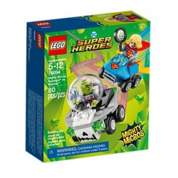 Super Heroes Mighty Micros: Supergirl ™ contra Brainiac ™ LEGO