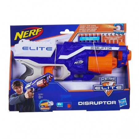 Nerf Elite - Disruptor Doble Dards