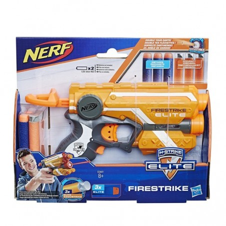 Nerf Elite - Firestrike Doble dards