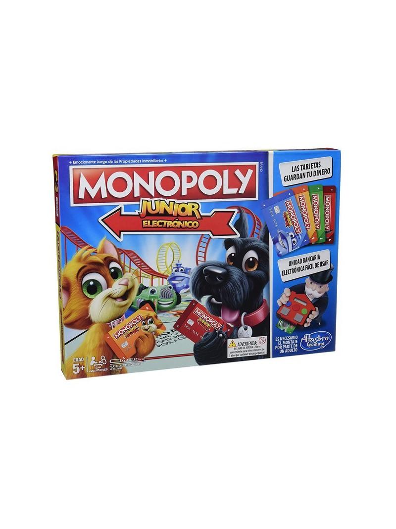 Monopoly Junior Electrònic