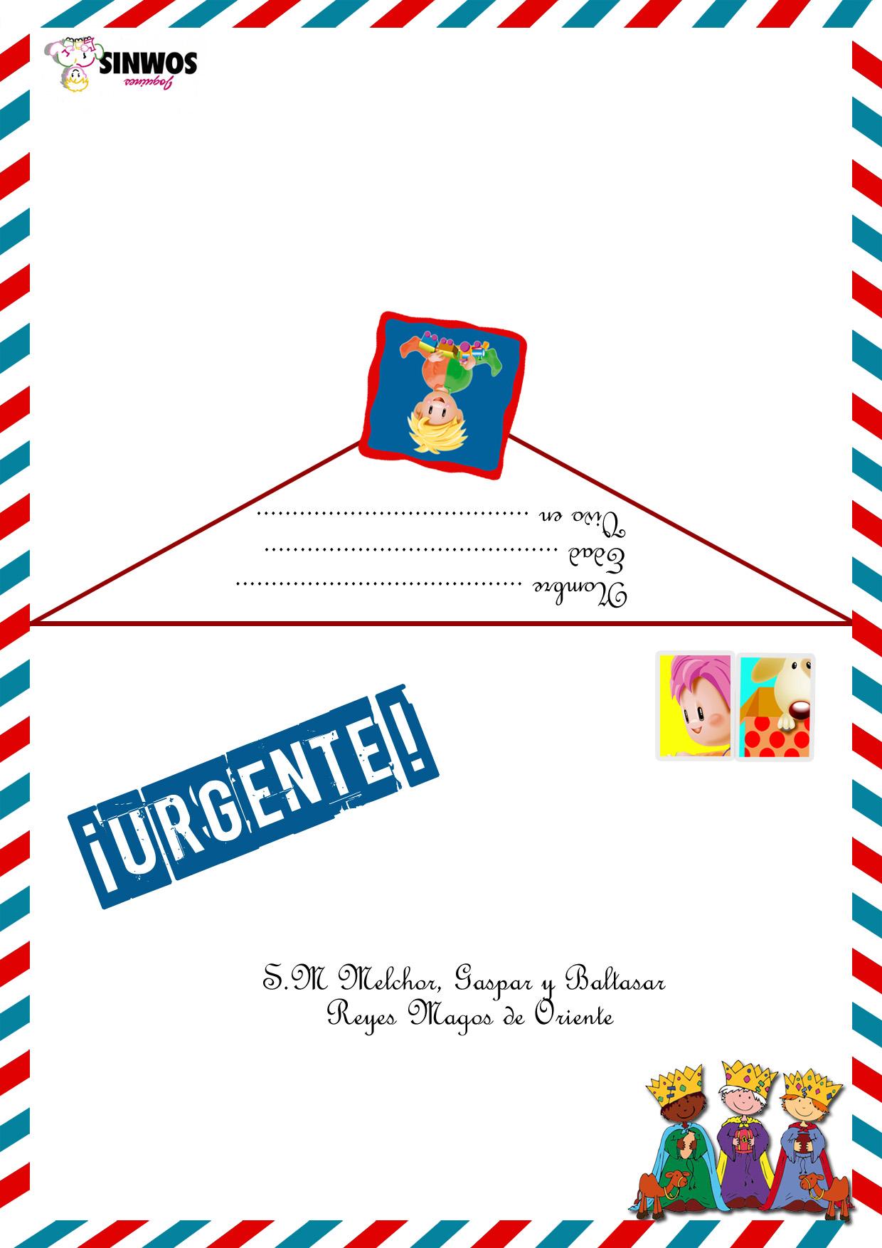 Imagenes Sobre Reyes Magos.Mas De 50 Cartas Para Enviar A Los Reyes Para Imprimir Y